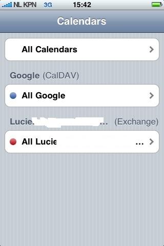 2 calendar types
