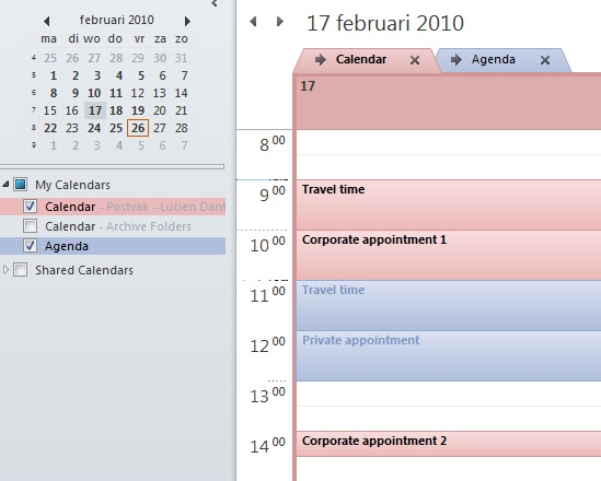 Share an Outlook calendar with other people - Office Support